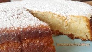 torta limone senza lattosio 5