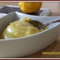 Crema pasticcera senza lattosio senza uova