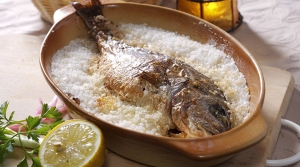 pesce-la-cottura-al-sale-e-al-vapore