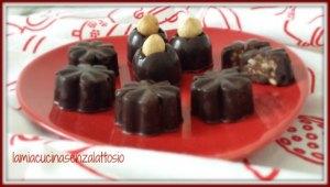 cioccolatini senza lattosio