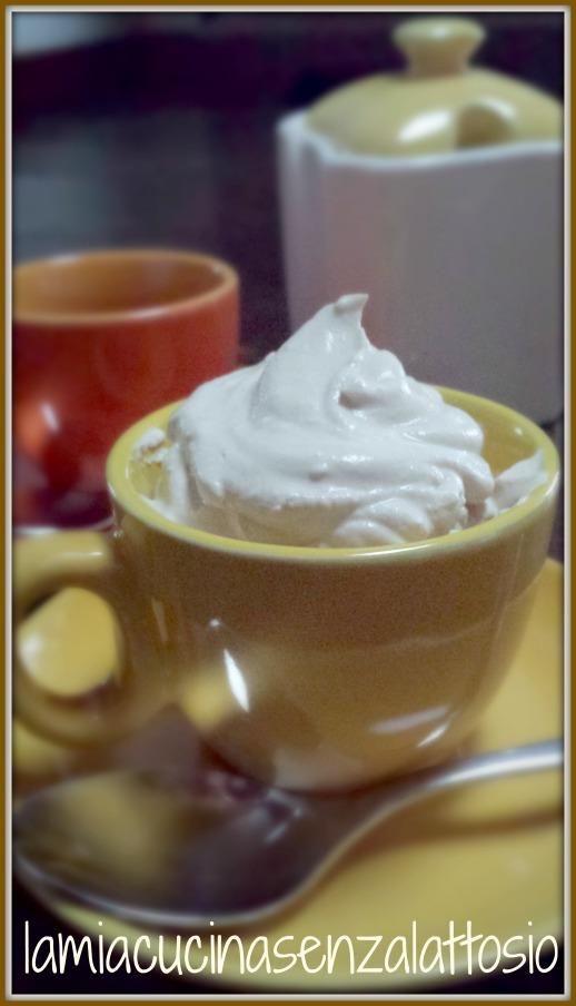 crema mascarpone senza lattosio