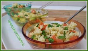insalata di miglio