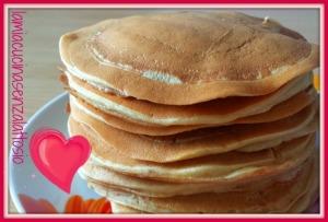 pancake senza uova senza burro