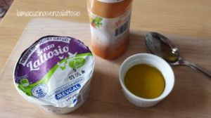 salsa yogurt greco