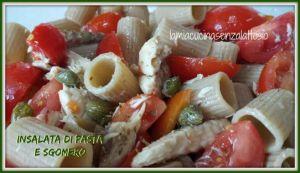 insalata pasta sgombro