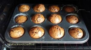 muffin integrali senza lattosio senza uova