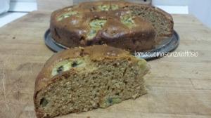 torta kiwi vegana