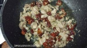 pasta pomodori secchi e tonno
