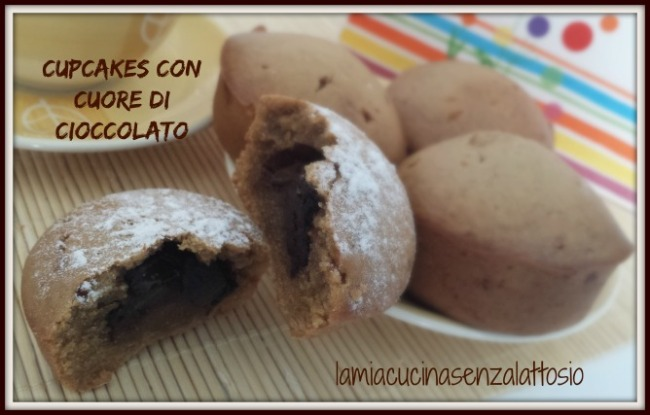 cupcakes senza lattosio senza uova
