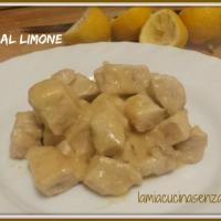 Pollo al limone - ricetta veloce