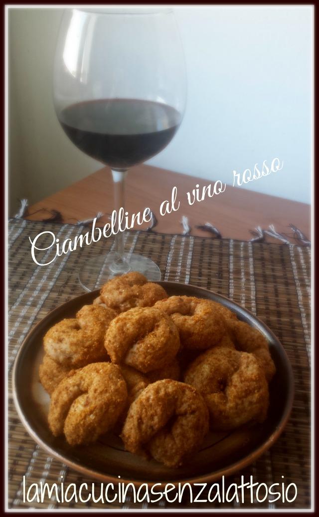 ciambelline al vino