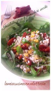 insalata orzo