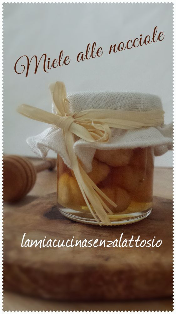 miele alle nocciole