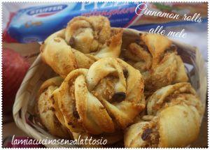 cinnamon rolls alle mele