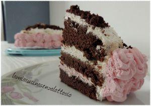 torta compleanno senza lattosio