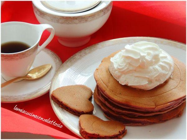 pancake lactose free