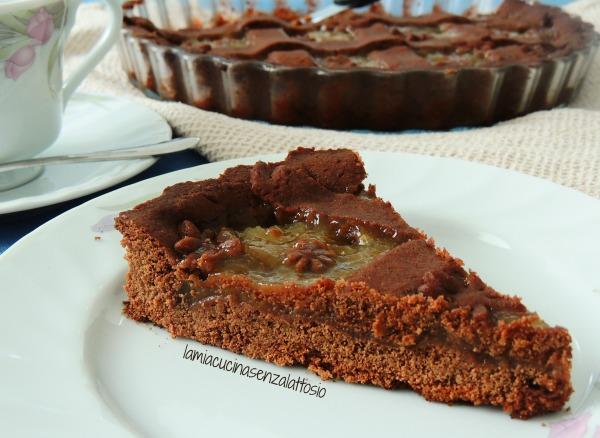 crostata cioccopere