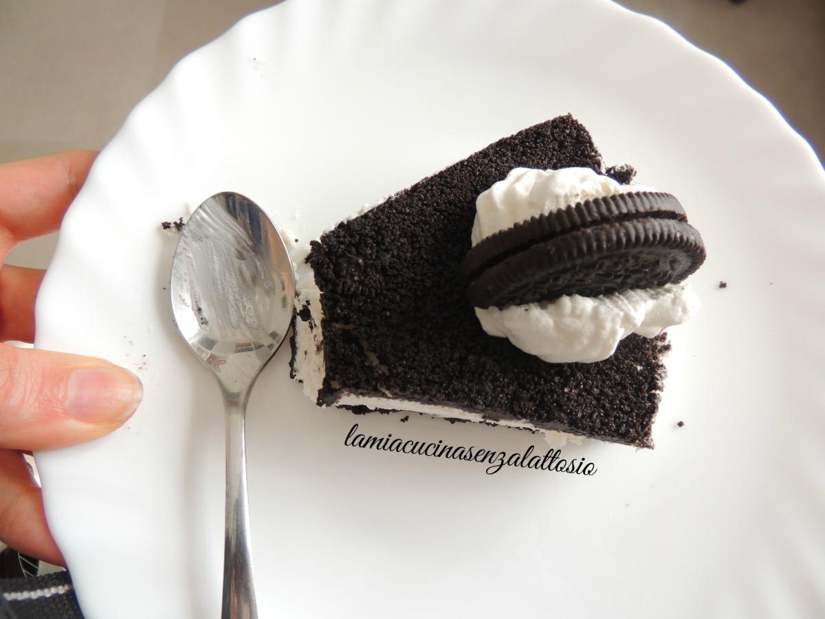 torta oreo lactose free