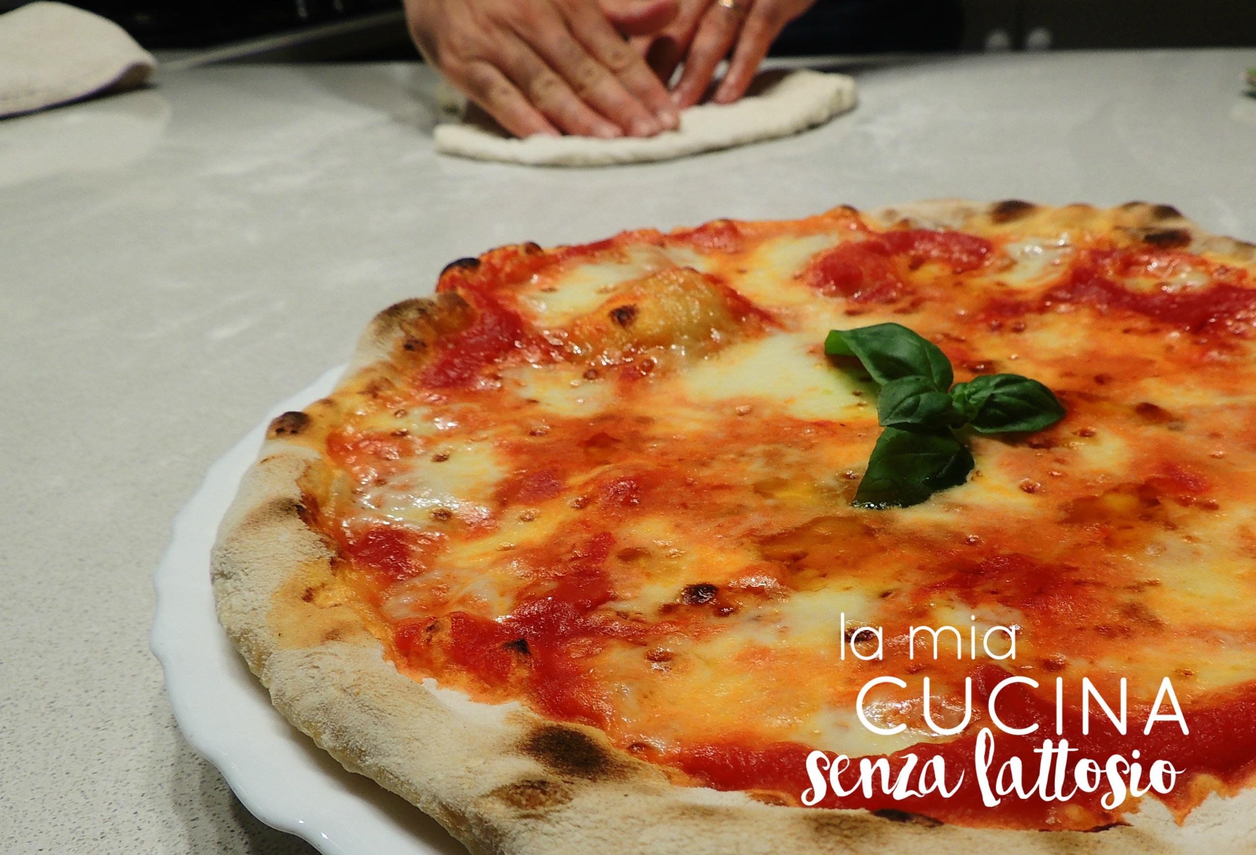 Ricetta Impasto Pizza Napoletana Gino Sorbillo.Pizza Napoletana Fatta In Casa Come In Pizzeria Ricetta Sorbillo La Mia Cucina Senza Lattosio