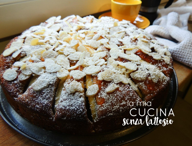 torta ricotta e mele