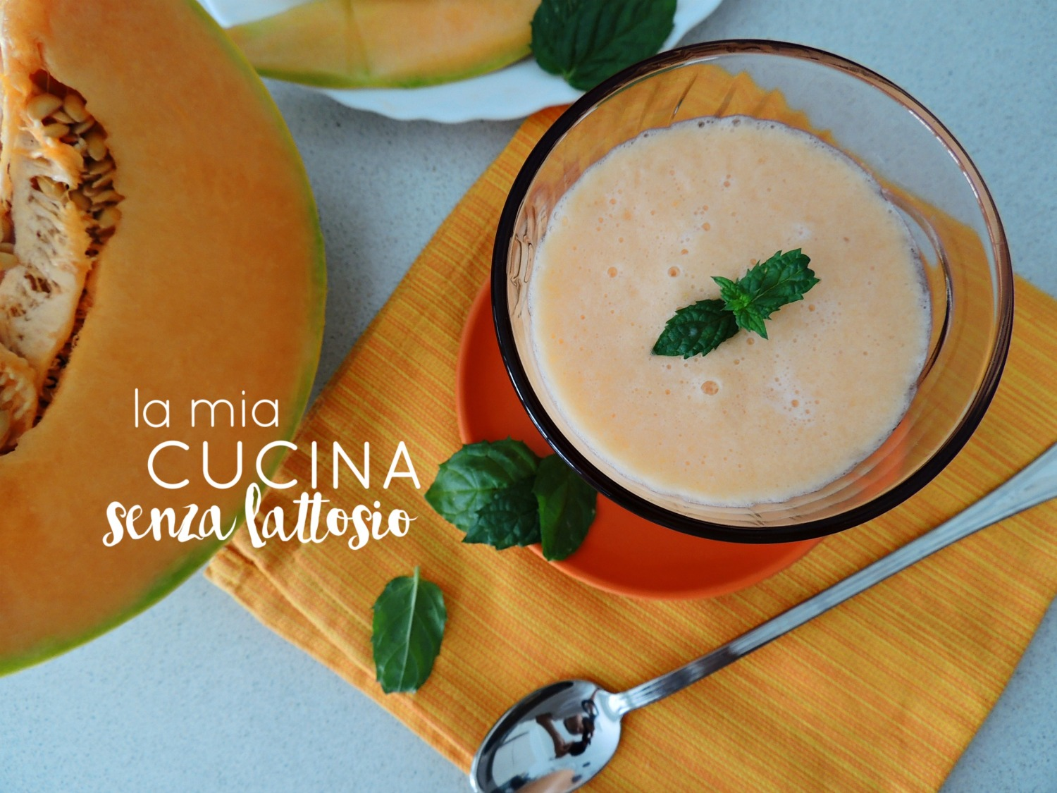 smoothie melone